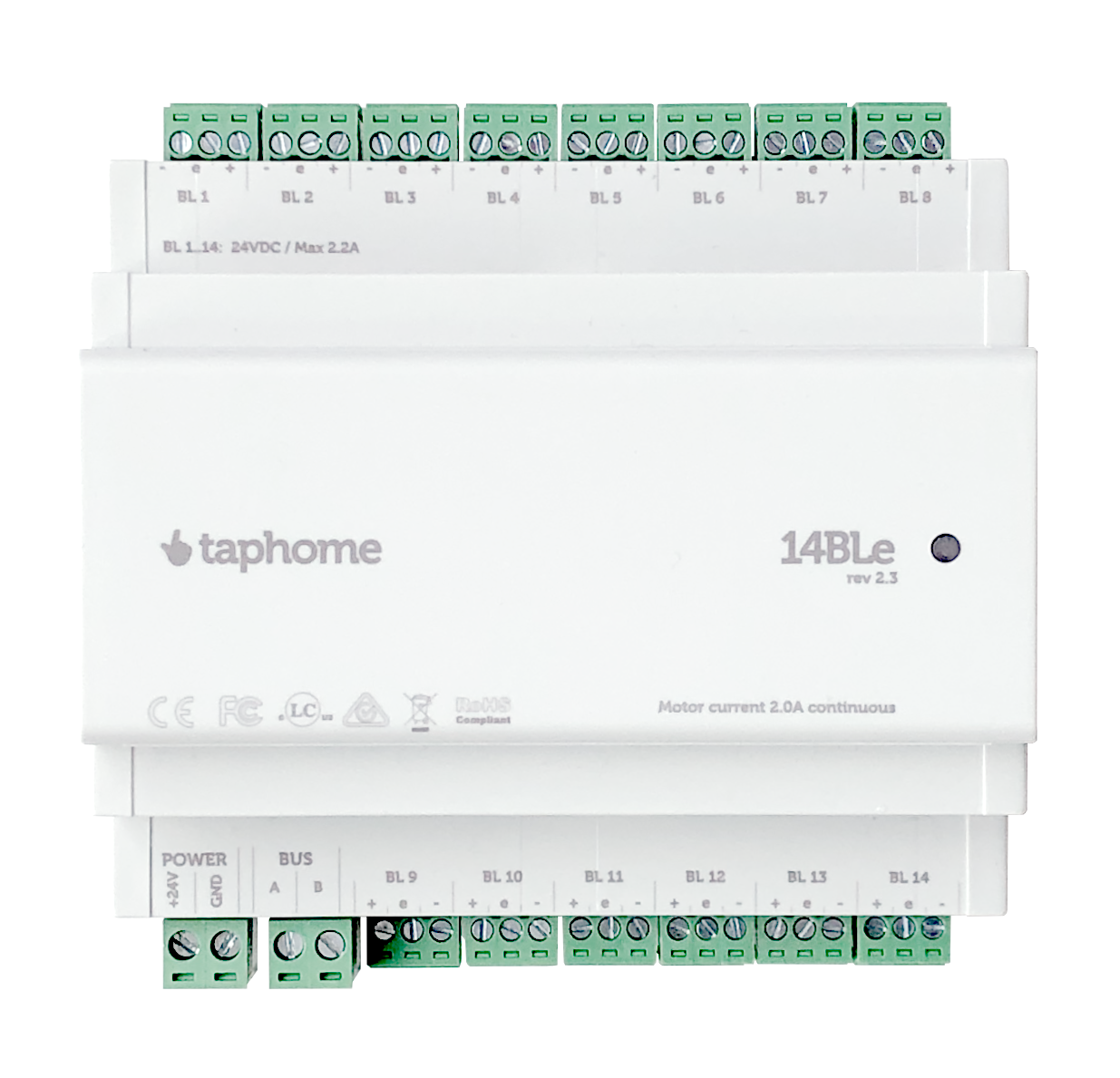 Taphome 14 BLe Modul